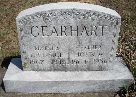 GEARHART, H. EUNICE - Preble County, Ohio | H. EUNICE GEARHART - Ohio Gravestone Photos
