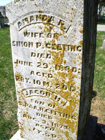 GEETING, JACOB H. - Preble County, Ohio | JACOB H. GEETING - Ohio Gravestone Photos