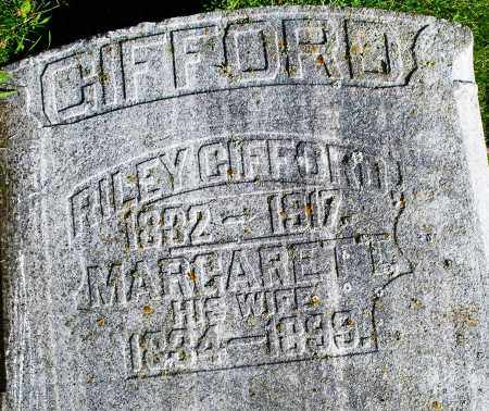 GIFFORD, RILEY - Preble County, Ohio | RILEY GIFFORD - Ohio Gravestone Photos