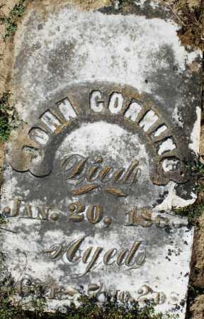 GONNING, JOHN - Preble County, Ohio | JOHN GONNING - Ohio Gravestone Photos
