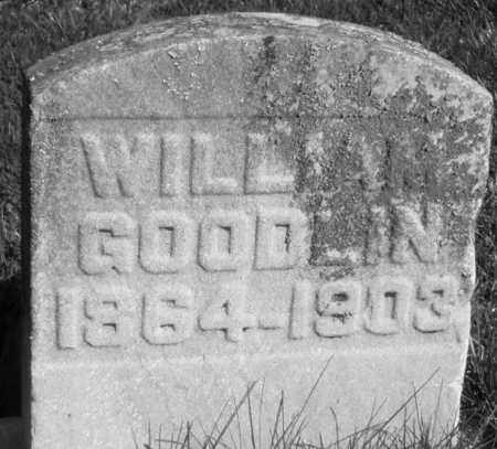 GOODLIN, WILLIAM - Preble County, Ohio | WILLIAM GOODLIN - Ohio Gravestone Photos