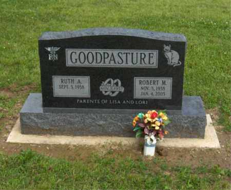 NEWMAN GOODPASTURE, RUTH ANN - Preble County, Ohio | RUTH ANN NEWMAN GOODPASTURE - Ohio Gravestone Photos