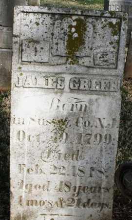 GREER, JAMES - Preble County, Ohio | JAMES GREER - Ohio Gravestone Photos