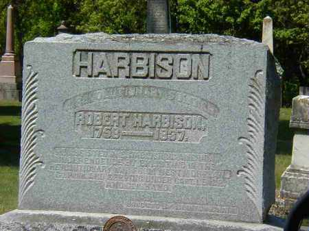 HARBISON, ROBERT - Preble County, Ohio | ROBERT HARBISON - Ohio Gravestone Photos
