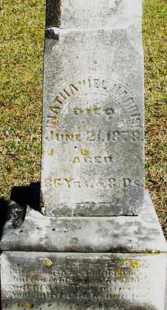 HARRIS, NATHANIEL - Preble County, Ohio | NATHANIEL HARRIS - Ohio Gravestone Photos