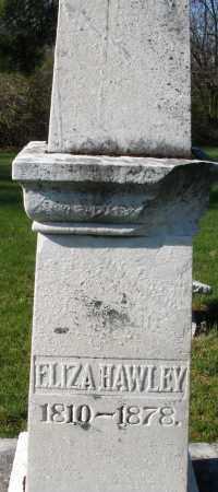 HAWLEY, ELIZABETH - Preble County, Ohio | ELIZABETH HAWLEY - Ohio Gravestone Photos