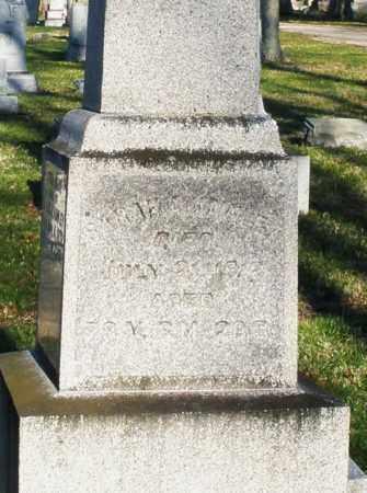 HAWLEY, SARAH - Preble County, Ohio   SARAH HAWLEY - Ohio Gravestone Photos