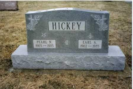 HICKEY, EARL A. - Preble County, Ohio | EARL A. HICKEY - Ohio Gravestone Photos