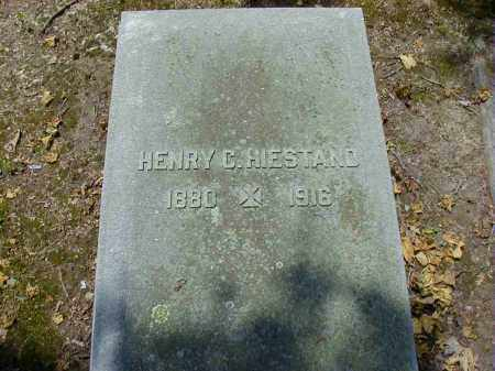 HIESTAND, HENRY C. - Preble County, Ohio | HENRY C. HIESTAND - Ohio Gravestone Photos