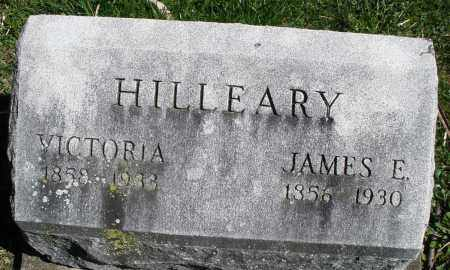 HILLEARY, JAMES E. - Preble County, Ohio | JAMES E. HILLEARY - Ohio Gravestone Photos