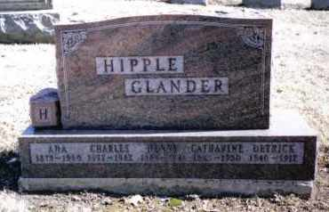 GLANDER, CATHERINE - Preble County, Ohio | CATHERINE GLANDER - Ohio Gravestone Photos