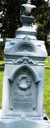 HOLMES, WILLIAM - Preble County, Ohio   WILLIAM HOLMES - Ohio Gravestone Photos