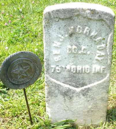 HORNADAY, BENJAMIN - Preble County, Ohio | BENJAMIN HORNADAY - Ohio Gravestone Photos