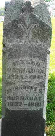HORNADAY, NELSON - Preble County, Ohio | NELSON HORNADAY - Ohio Gravestone Photos