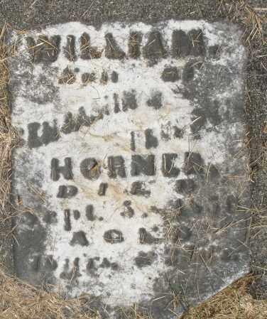 HORNER, WILLIAM - Preble County, Ohio | WILLIAM HORNER - Ohio Gravestone Photos