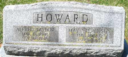 HOWARD, MAY - Preble County, Ohio | MAY HOWARD - Ohio Gravestone Photos