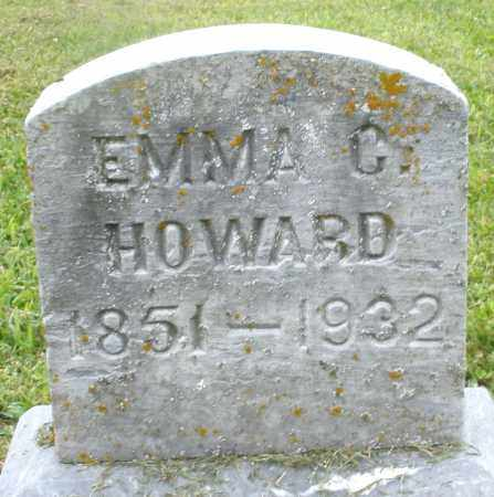 HOWARD, EMMA - Preble County, Ohio | EMMA HOWARD - Ohio Gravestone Photos