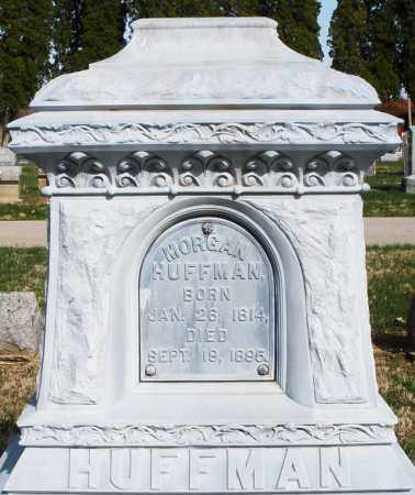 HUFFMAN, MORGAN - Preble County, Ohio | MORGAN HUFFMAN - Ohio Gravestone Photos