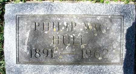 HULL, PHILIP WILLIAM - Preble County, Ohio | PHILIP WILLIAM HULL - Ohio Gravestone Photos