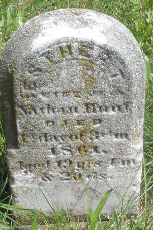 HUNT, ESTHER T. - Preble County, Ohio | ESTHER T. HUNT - Ohio Gravestone Photos