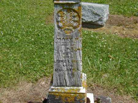 HUSTON, MARY P. - Preble County, Ohio | MARY P. HUSTON - Ohio Gravestone Photos