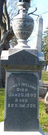 IRELAND, JAMES - Preble County, Ohio | JAMES IRELAND - Ohio Gravestone Photos