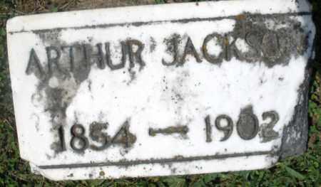 JACKSON, ARTHUR - Preble County, Ohio | ARTHUR JACKSON - Ohio Gravestone Photos
