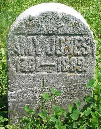JONES, AMY - Preble County, Ohio | AMY JONES - Ohio Gravestone Photos