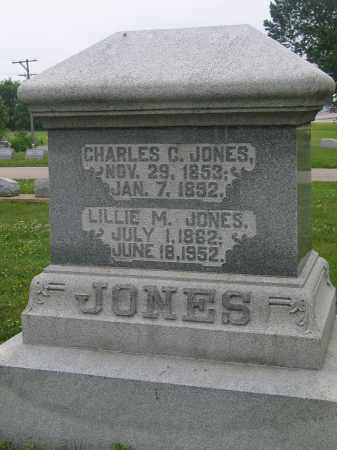MORLATT JONES, LILLIE M. - Preble County, Ohio | LILLIE M. MORLATT JONES - Ohio Gravestone Photos