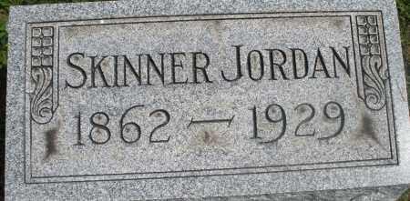 JORDAN, SKINNER - Preble County, Ohio | SKINNER JORDAN - Ohio Gravestone Photos