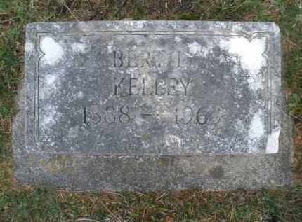 KELLEY, BERT L. - Preble County, Ohio | BERT L. KELLEY - Ohio Gravestone Photos
