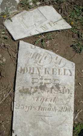 KELLY, JANE - Preble County, Ohio | JANE KELLY - Ohio Gravestone Photos