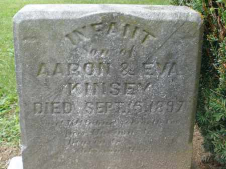 KINSEY, INFANT SON - Preble County, Ohio | INFANT SON KINSEY - Ohio Gravestone Photos