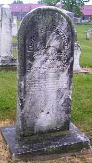 KIRCKHOFF, JOHN D - Preble County, Ohio | JOHN D KIRCKHOFF - Ohio Gravestone Photos