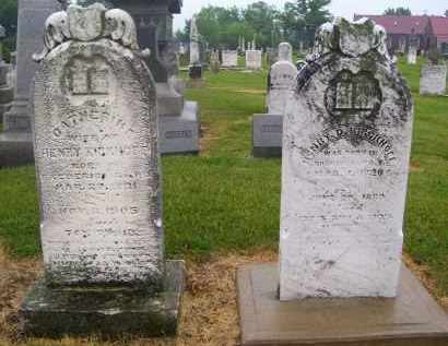 KIRKHOFF, CATHERINE - Preble County, Ohio | CATHERINE KIRKHOFF - Ohio Gravestone Photos