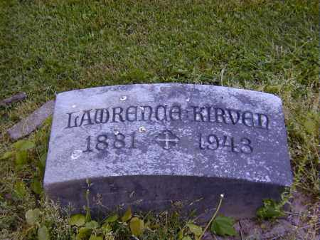 KIRVEN, LAWRENCE - Preble County, Ohio | LAWRENCE KIRVEN - Ohio Gravestone Photos