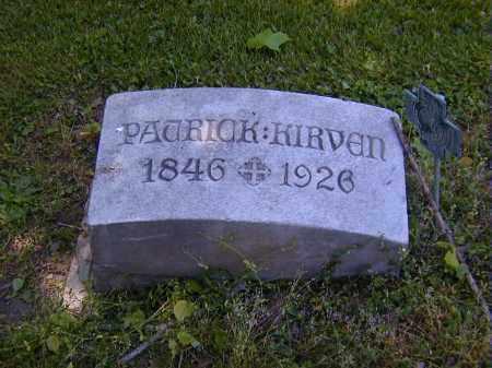 KIRVEN, PATRICK - Preble County, Ohio | PATRICK KIRVEN - Ohio Gravestone Photos