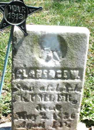 KUMLER, CLARENCE W. - Preble County, Ohio | CLARENCE W. KUMLER - Ohio Gravestone Photos