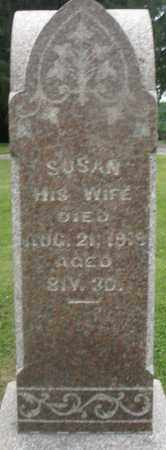 KURTZ, SUSAN - Preble County, Ohio | SUSAN KURTZ - Ohio Gravestone Photos