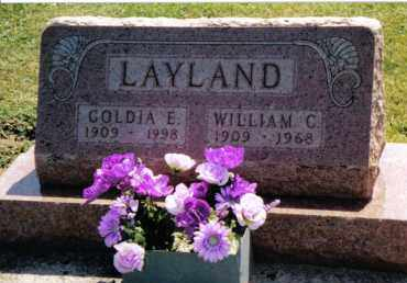 LAYLAND, WILLIAM C. - Preble County, Ohio | WILLIAM C. LAYLAND - Ohio Gravestone Photos