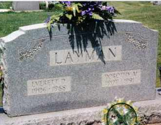 KOONTZ LAYMAN, DOROTHY M. - Preble County, Ohio | DOROTHY M. KOONTZ LAYMAN - Ohio Gravestone Photos