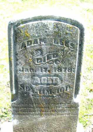 LEES, ADAM - Preble County, Ohio | ADAM LEES - Ohio Gravestone Photos
