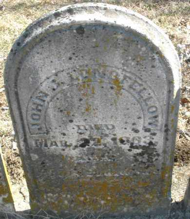 LONGFELLOW, JOHN J. - Preble County, Ohio | JOHN J. LONGFELLOW - Ohio Gravestone Photos