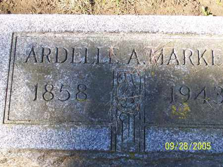 MARKER, ARDELLEA A. - Preble County, Ohio | ARDELLEA A. MARKER - Ohio Gravestone Photos