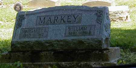 MARKEY, WILLIAM F. - Preble County, Ohio | WILLIAM F. MARKEY - Ohio Gravestone Photos