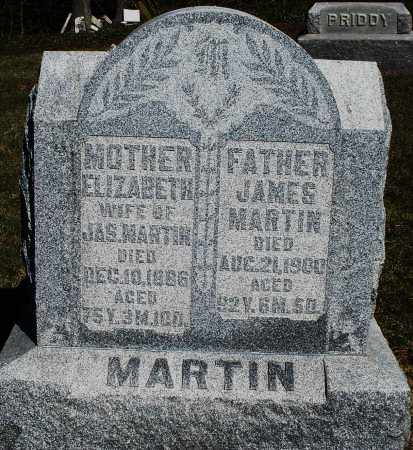 MARTIN, JAMES - Preble County, Ohio | JAMES MARTIN - Ohio Gravestone Photos