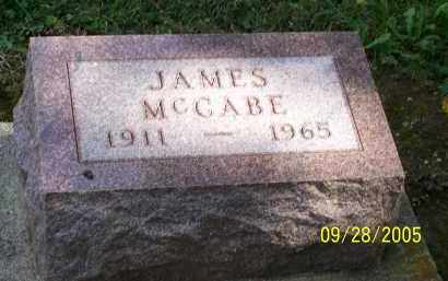 MCCABE, JAMES - Preble County, Ohio | JAMES MCCABE - Ohio Gravestone Photos