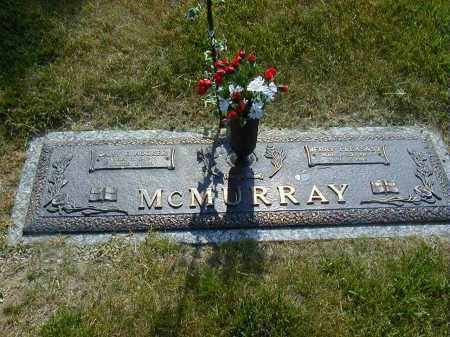 MCMURRAY, JERRY PLEASANT - Preble County, Ohio | JERRY PLEASANT MCMURRAY - Ohio Gravestone Photos