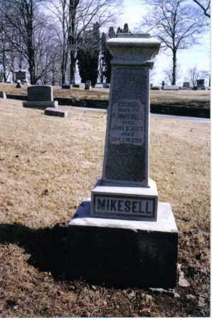 MIKESELL, RACHEL - Preble County, Ohio | RACHEL MIKESELL - Ohio Gravestone Photos