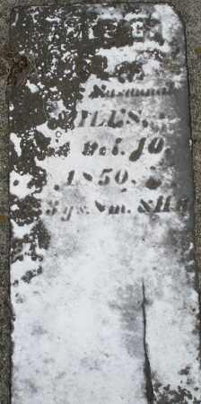MILES ?, ? - Preble County, Ohio | ? MILES ? - Ohio Gravestone Photos